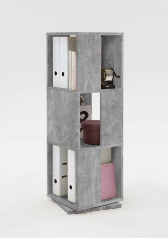 Aktenschrank Tower - Beton