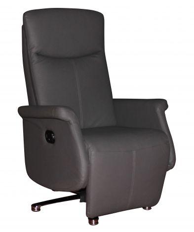 Entspannungsstuhl Kiwi - grau