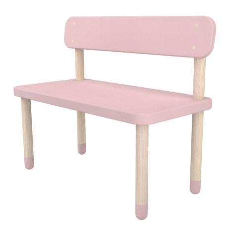 Sitzbank Flexa Play - rosa