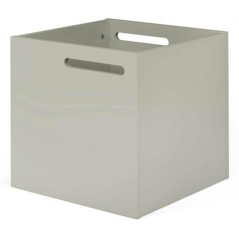 Aufbewahrungsbox Berkeley - grau