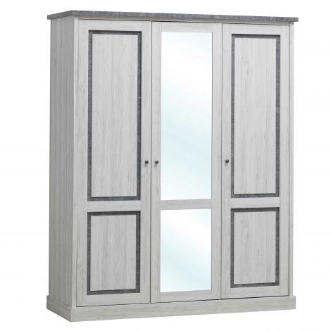Kleiderschrank Hannelore 3 Türen