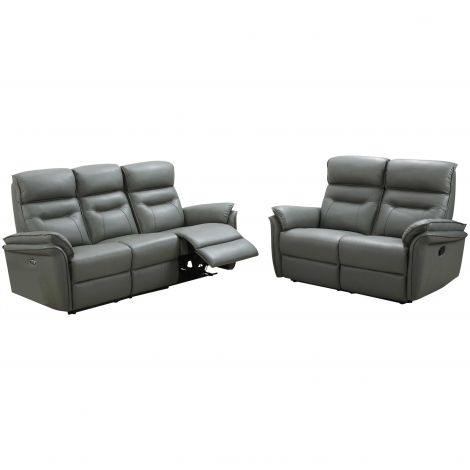 Sofa Aspen aus Leder
