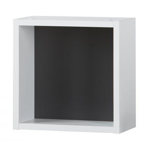 Hängeschrank Würfel Artem 30x30 - weiß