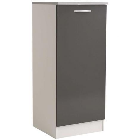 Schließfach Eko H141 x 60 - grau