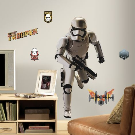 RoomMates Wandtattoo - Star Wars VII Stormtrooper
