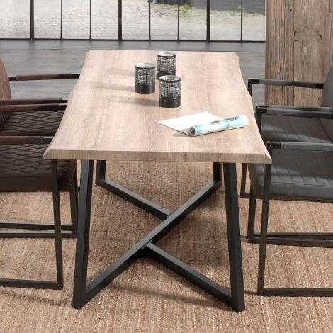 Tisch Britta - alte Eiche