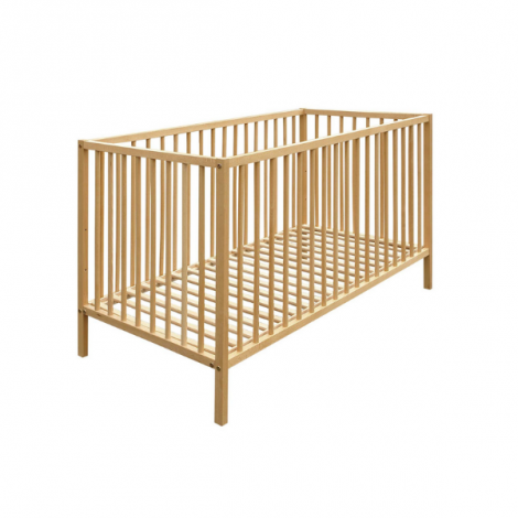 Kinderbett Proust 60x120 - natur