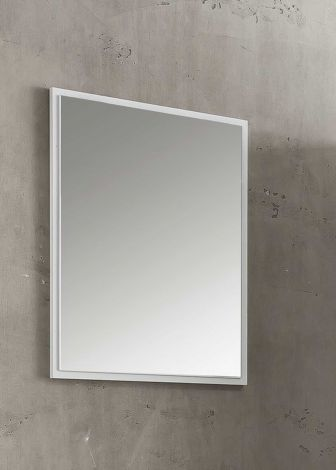 Badezimmerspiegel Benja - weiß