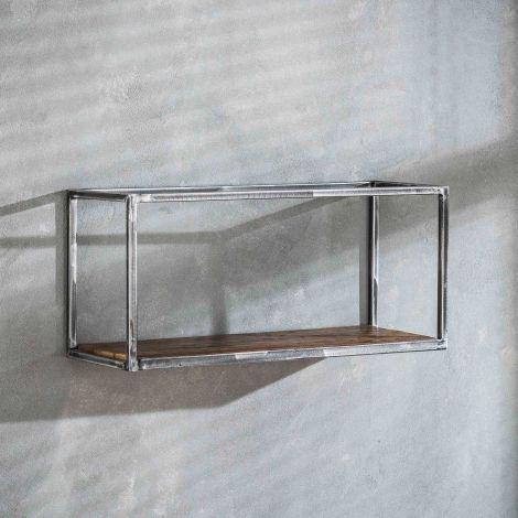 Wandregal Anais 65cm industriell