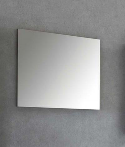 Badezimmerspiegel Benja ohne Rahmen - graphitgrau