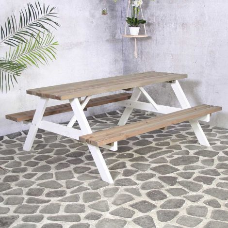 Picknicktisch Simone 180cm