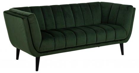 2,5-Sitzer Sofa Thames - grün