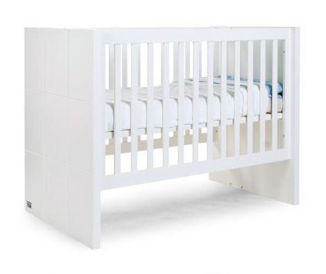 Erwachsenenbett Quadro White