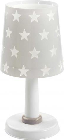 Tischlampe Stars - grau