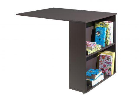 Ausziehbarer Schreibtisch Charlotte - taupe