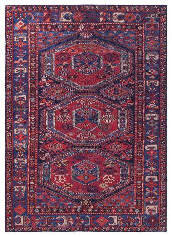 Teppich Oasis D 230x160 Rot