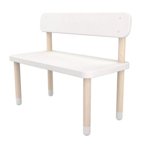 Sitzbank Flexa Play - weiß