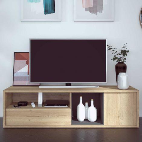 Fernsehmöbel Frame 177cm - Eiche hell