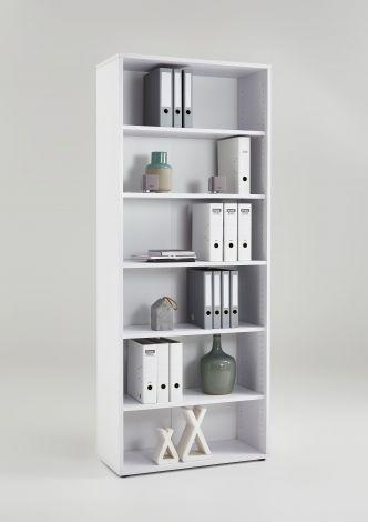 Bücherregal Gabi - 6 Fächer breit