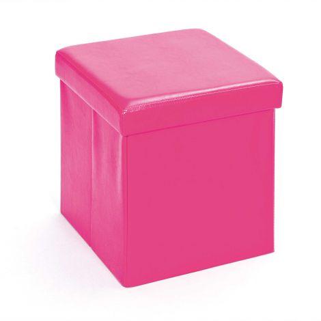Faltbarer Hocker Setti - pink