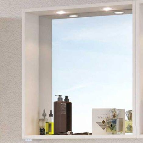 Spiegel Dasa 60cm - weiß