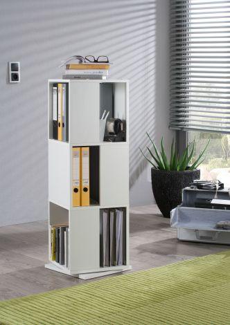Aktenschrank Tower - weiß