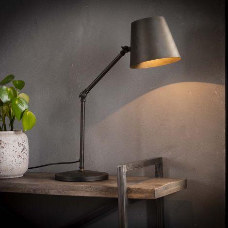 Tischlampe Biegung einstellbar - Charcoal