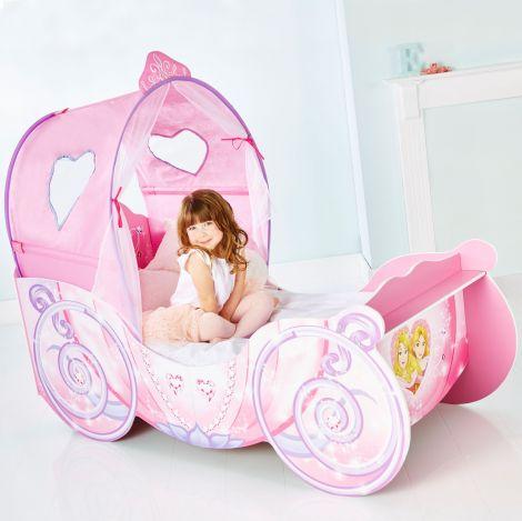 Kutschenbett Disney Prinzessinnen
