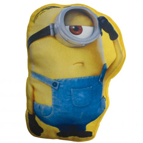 Kissen 3D Minions Stuart