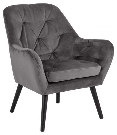Astro resting chair - black, dark grey