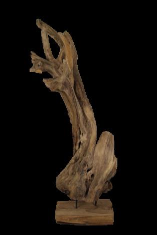 Dekoration Erosi hias - natürlich - altes Holz