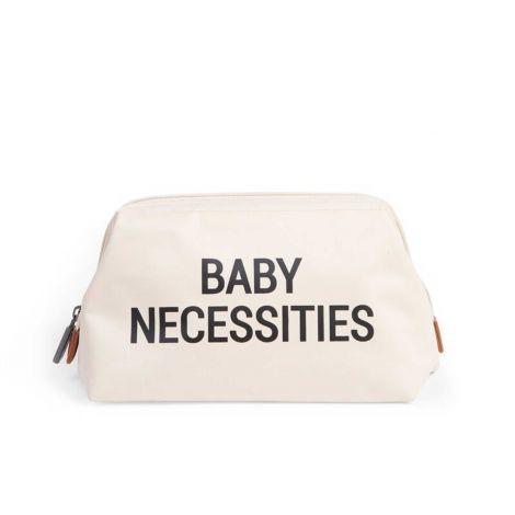 Kulturtasche Baby Necessities - ecru/schwarz