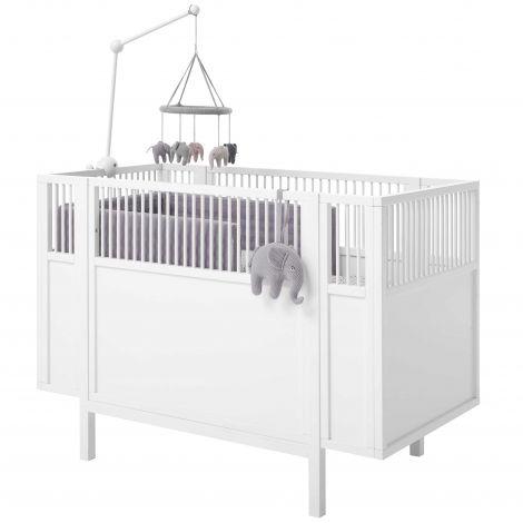 Kinderbett Janne - weiß