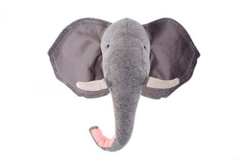 Elefant aus Filz