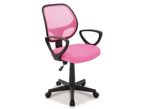 Bürostuhl Pipa - rosa