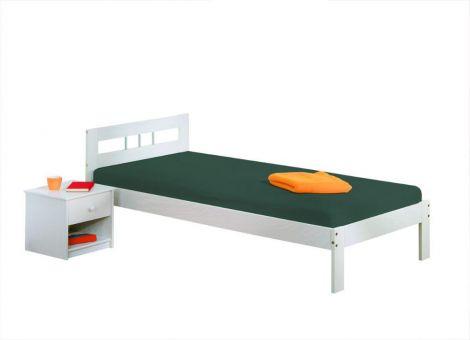 Kinderbett Olga 200 - weiß