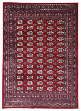 Teppich Bizantine Bukara 190x140 - Rot