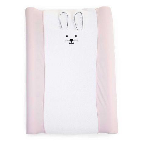 Wickelauflagebezug Kaninchen - rosa