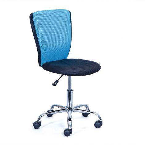 Bürostuhl CC - schwarz/blau