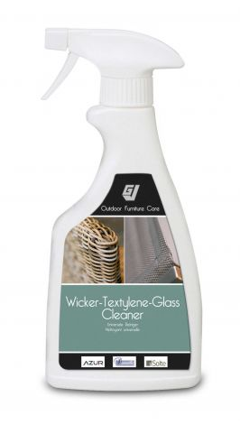 Wicker -text - glass cleaner 500 ml
