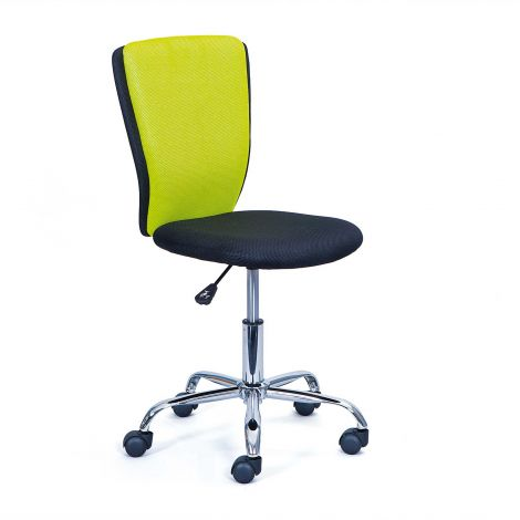 Bürostuhl CC - schwarz/grün