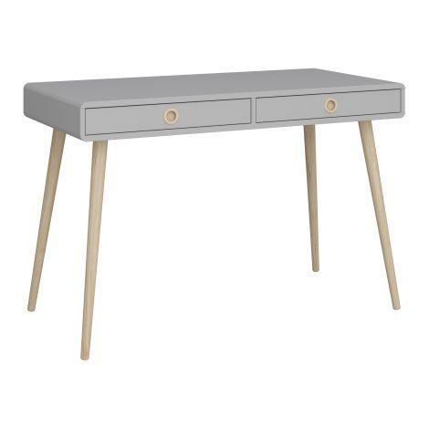 Schreibtisch Linz 114cm - grau