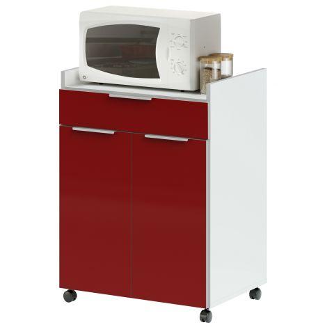 Küchenschrank Urbain - rot
