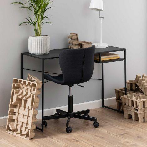 Newal Schreibtisch - schwarz