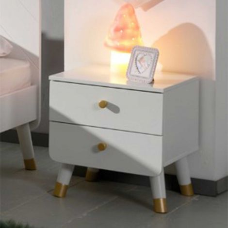 BILLY NIGHTSTAND WHITE *