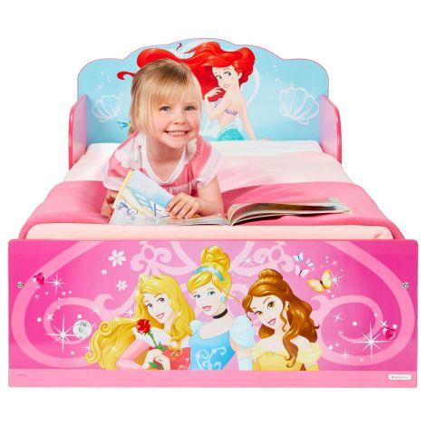 Kleinkindbett Disney Prinzessinnen