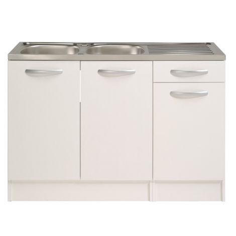 Spülschrank Spring - 3 Türen 1 Schublade