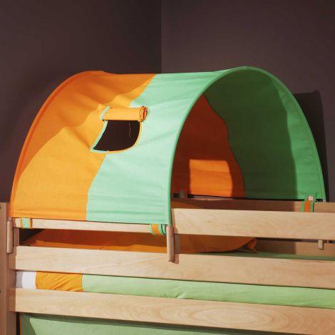 Tunnel grün/orange - klein