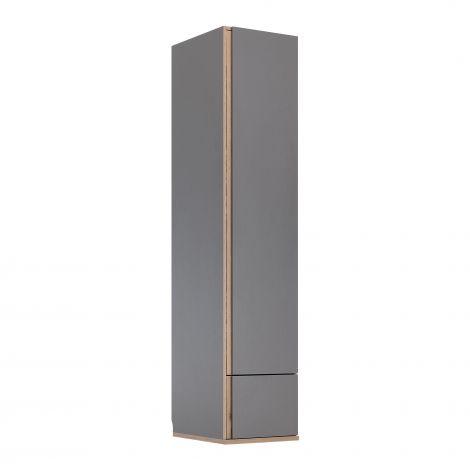Schrank Birger 50 cm 1 Tür - grau
