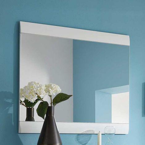 Spiegel Molde 87cm - weiß